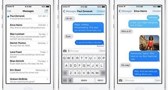 Apple обрабатывает 40 млрд сообщений iMessage ежедневно