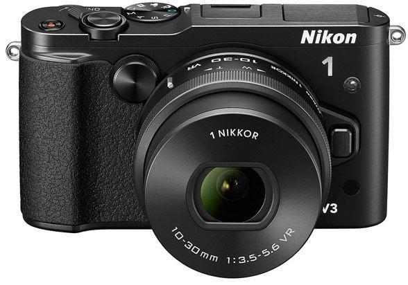 Анонсирована новая «беззеркалка» Nikon 1 V3