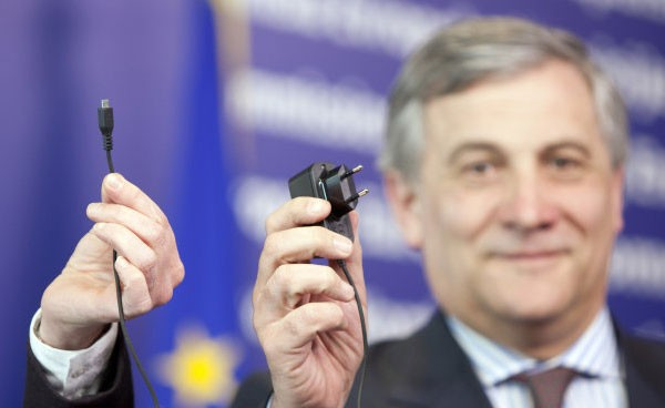 Евросоюз принял решение по стандарту для зарядных устройств