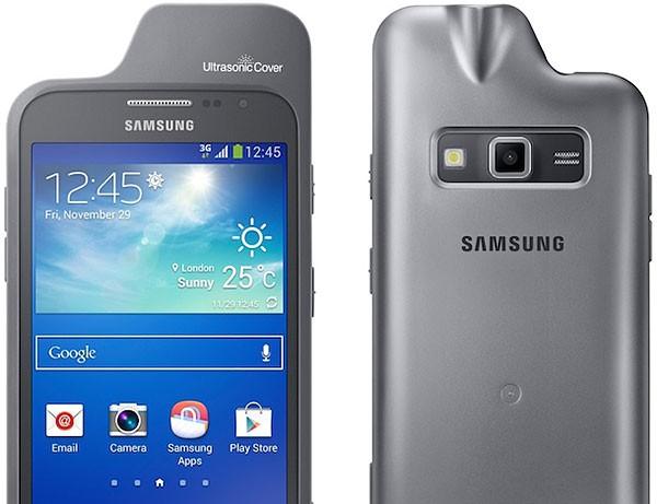 Samsung выпустил смартфонный кейс для слепых