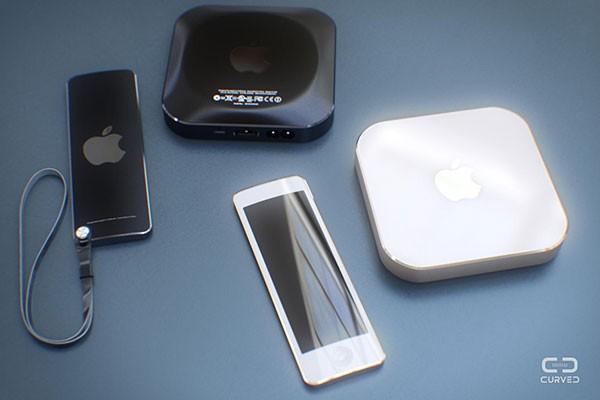 Концепт приставки Apple TV четвертого поколения