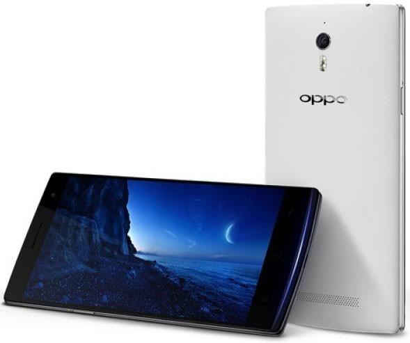 Представлен Oppo Find 7, первый смартфон с 50-мегапиксельной камерой