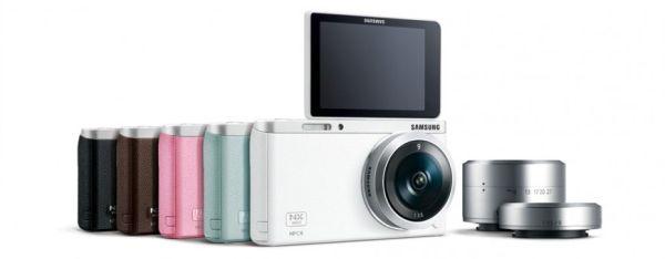 Samsung NX mini – новая смарт-камера для любителей «селфи»
