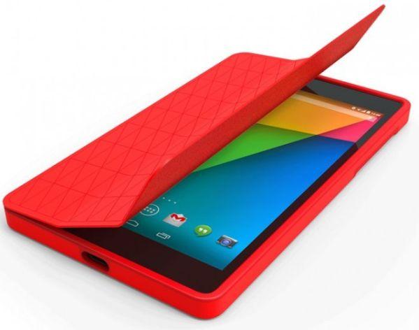 Фирменная обложка Nexus 7 второго поколения может повредить планшетный компьютер