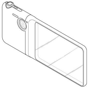 1Samsung патентует прозрачную камеру