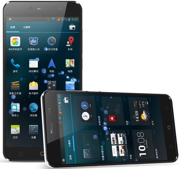 Корпус смартфона Umi X3 будет керамическим