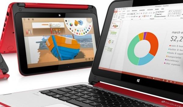Бизнес-трансформер HP ProBook x360 310 поступил в продажу
