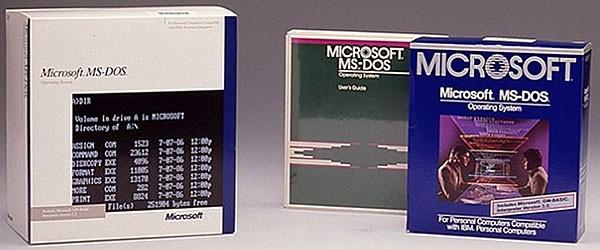 Microsoft открыл исходные коды MS-DOS и Word for Windows