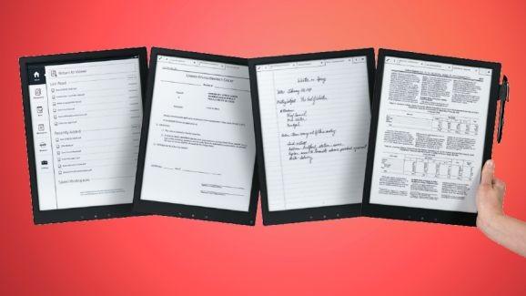 Sony разрабатывает цифровую бумагу, которая заставит нас забыть об обычной