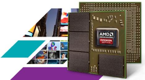 Новое графическое решение Embedded Radeon E8860 для встраиваемых систем
