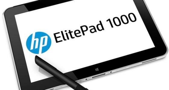 Состоялся анонс планшета HP ElitePad 1000 G2