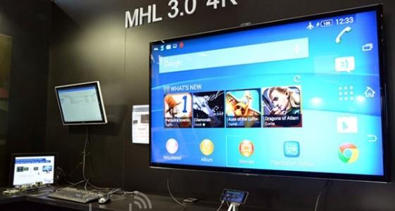 MHL 3.0 получил поддержку 4K-видео, зарядки и передачи данных по одному кабелю
