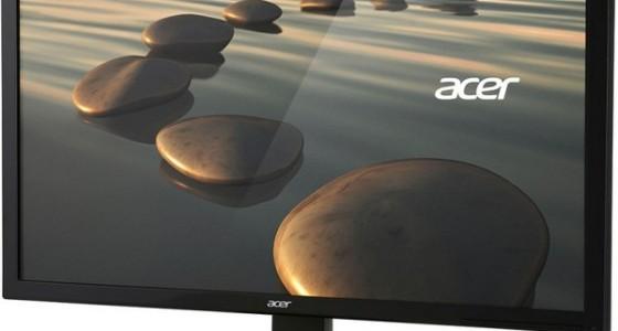 Доступный монитор Acer K272HUL порадует высоким разрешением