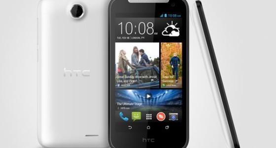 Анонсирован недорогой смартфон HTC Desire 310