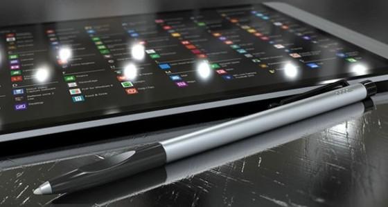 Концепт планшета HTC Babel со стилусом и двумя ОС