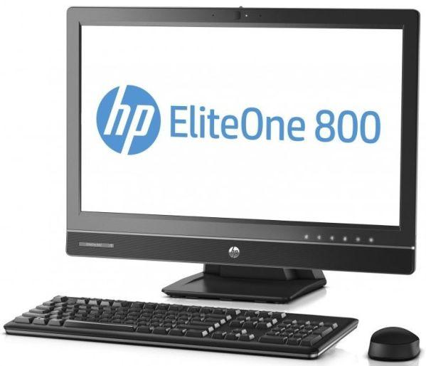 HP обновила свой бизнес-моноблок EliteOne 800 AiO