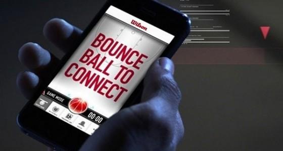 Wilson выпустил «умный» баскетбольный мяч