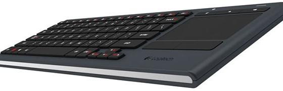 Анонсирована беспроводная клавиатура Logitech K830