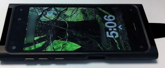 Опубликованы шпионские фото смартфона от Amazon