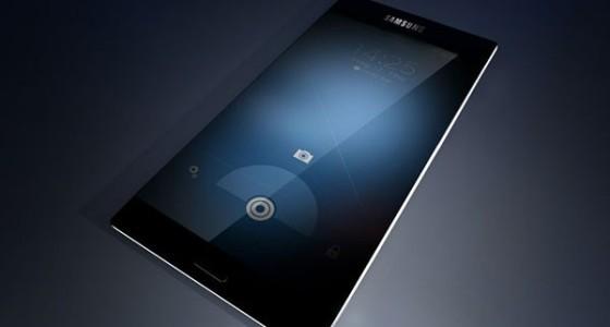 Концепт Samsung Galaxy Note 4 с дисплеем QHD