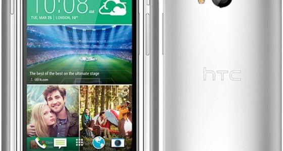 HTC выпустит пластиковую версию HTC One (M8)