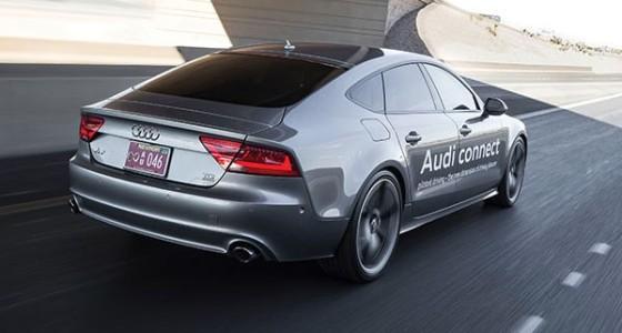 Audi докажет эффективность «сетевых» автомобилей