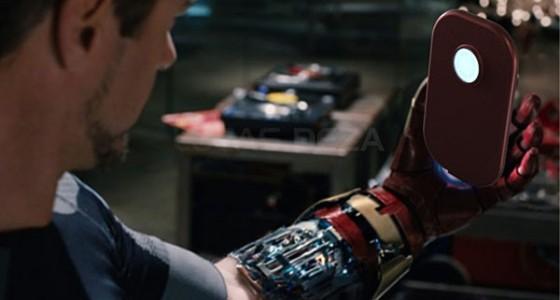 Концепт телефона Железного человека
