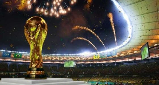 Игра FIFA 2014 World Cup Brazil поступила в продажу