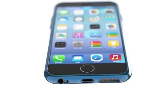 Скромный, но красивый концепт iPhone 6