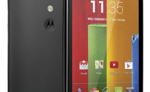 Motorola представит две новые модификации смартфона Moto G