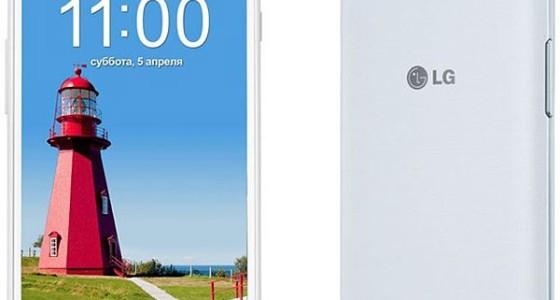 Анонсирован смартфон LG L65