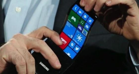 Samsung Galaxy Note 4 получит гибкий трехсторонний дисплей