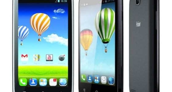 Haier W716: Android-бюджетник с большой диагональю