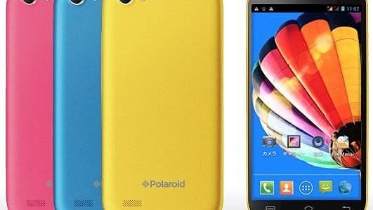Представлен смартфон Polaroid PolaSma