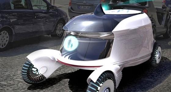 Volkswagen DOMI: концепт маленького домика не колесах