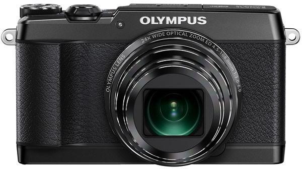 Фотоаппарат Olympus Stylus Traveller SH-1 в классическом дизайне