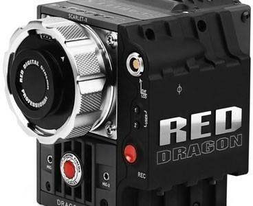RED представил 6K-камеру Scarlet Dragon и беспроводной блок RedLink