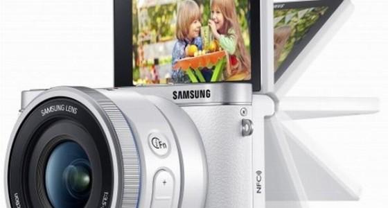Беззеркалка Samsung NX3000 в ретро-стиле получила официальный анонс