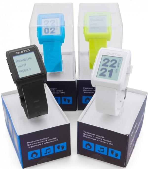 Qumo Smartwatch One
