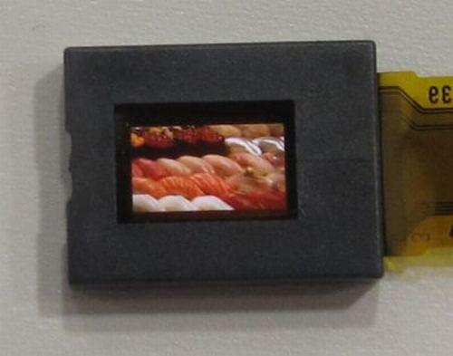 OLED-дисплей Sony