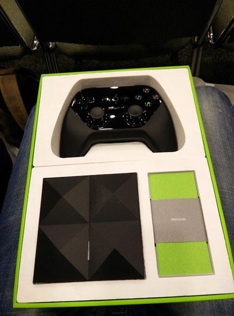 контроллер  Android TV