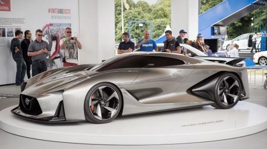 Nissan 2020 Vision Gran Turismo