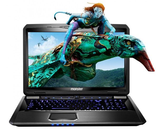 Десять новинок среди игровых ноутбуков