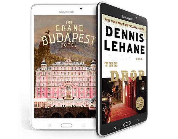 Samsung Barnes & Noble Galaxy Tab 4 Nook