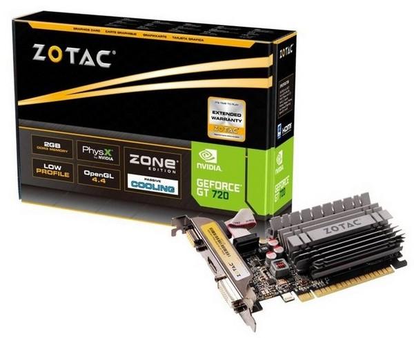 Zotac GeForce GT 720