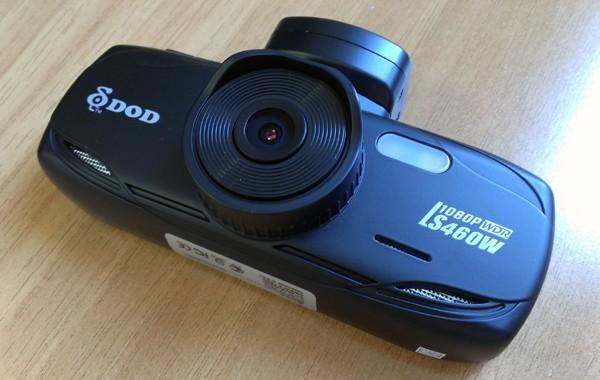 видеорегистратор DOD LS460W