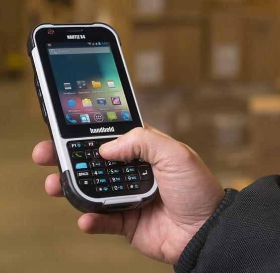 Handheld Nautiz X4
