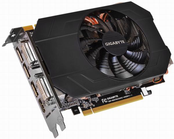Gigabyte GTX 970 Mini-ITX