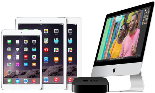 Новые iPad и iMac