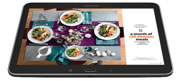 Samsung B&N Galaxy Tab 4 Nook